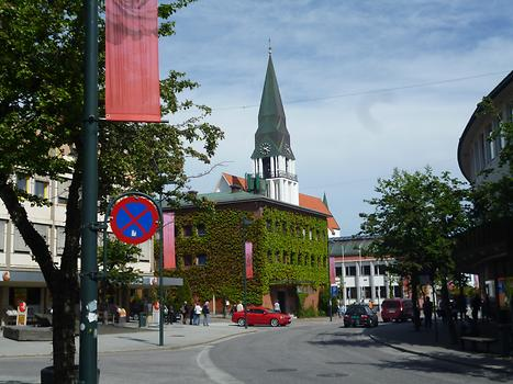 Molde - Downtown, Photo: T. Högg, 2014