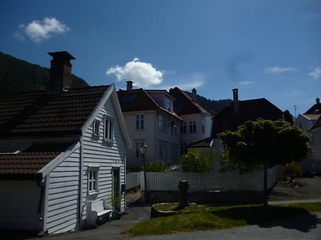 Bergen - Suburb, Photo: T. Högg, 2014