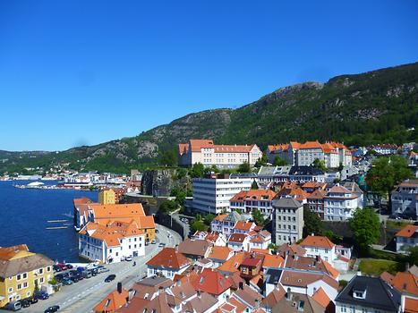 Bergen - Harbour view, Photo: T. Högg, 2014