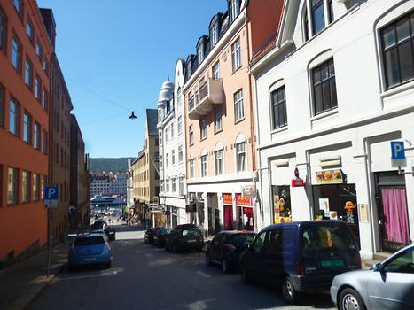 Bergen - Downtown, Photo: T. Högg, 2014