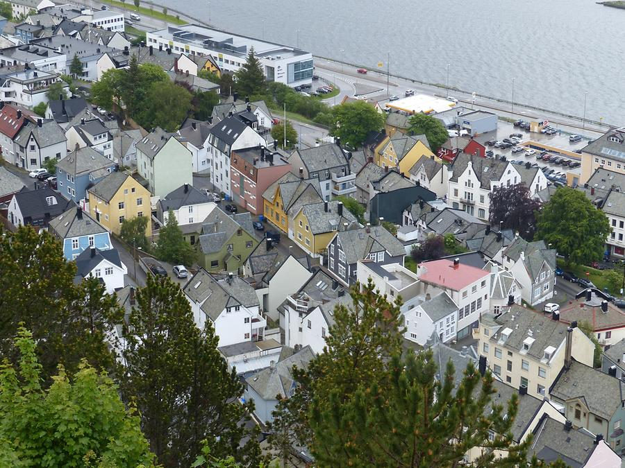 Alesund - Art Nouveau Buildings