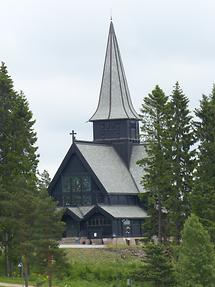 Oslo - Stave Church