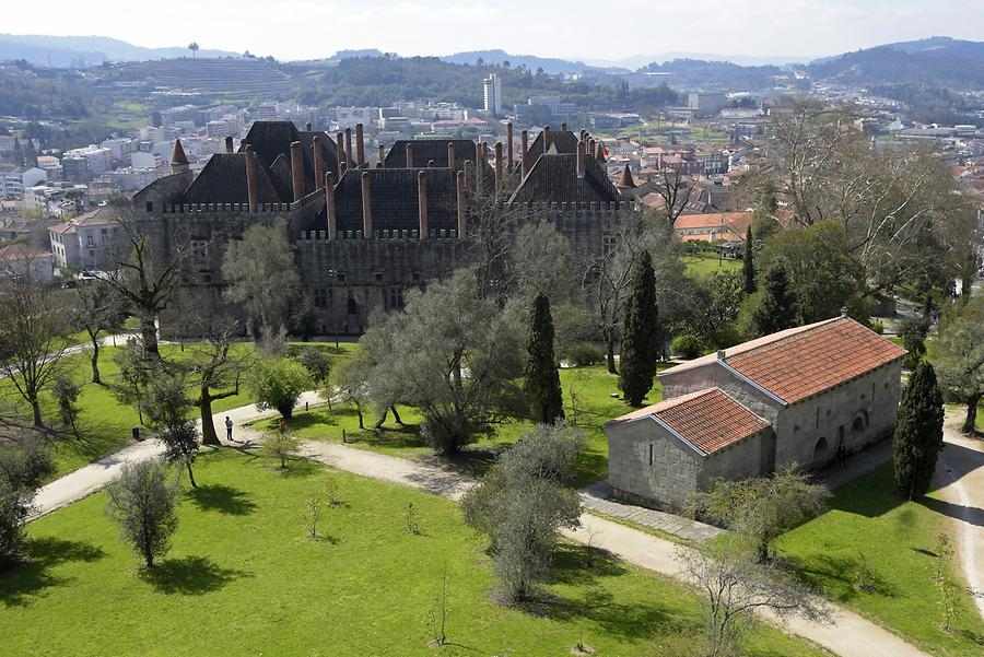 Guimarães - Palace of the Dukes of Braganza