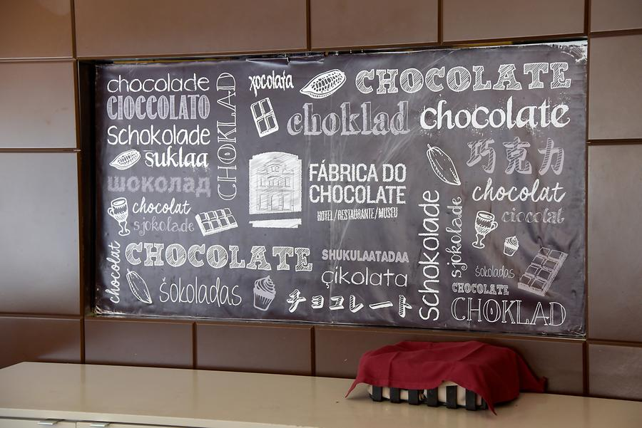 Viana do Castelo - Hotel Fabrica do Chocolate