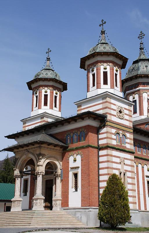 Church of the Sinaia Monastery