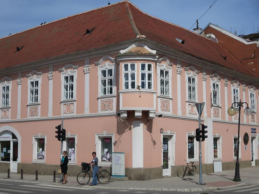 Vrsac - Old Town Hall