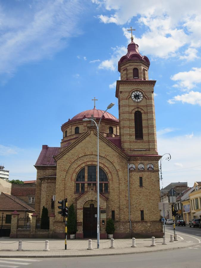 Vrsac - Romanian Orthodox Cathedral
