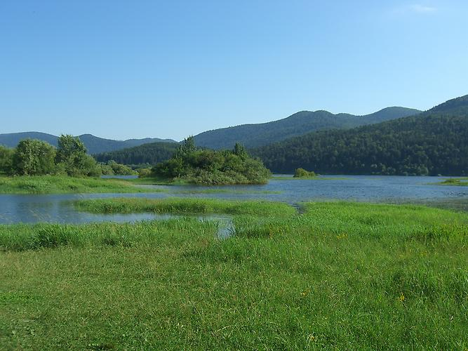 Lake Cerknica