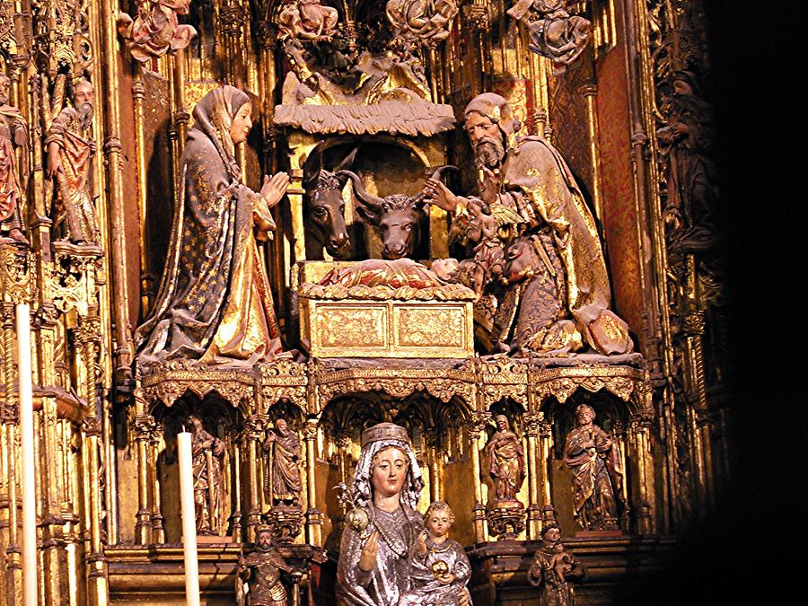 Seville Cathedral – High altar