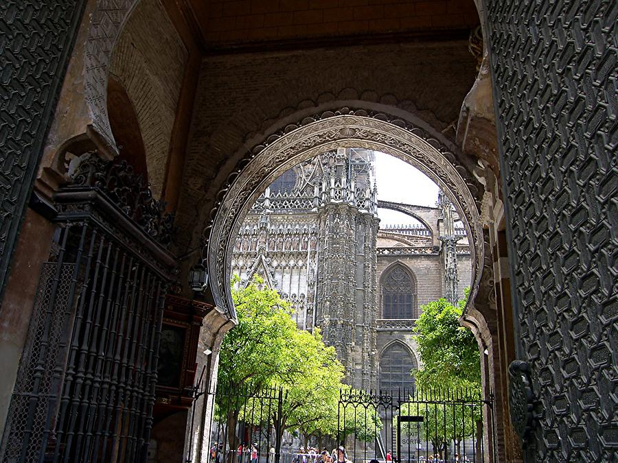 Seville Cathedral – Moorish impressions