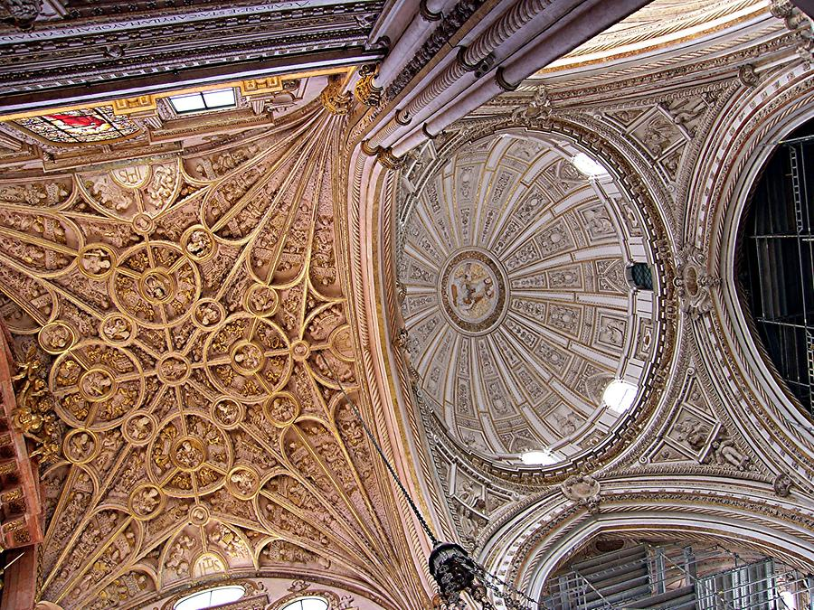 Cordoba Mosque-Cathedral – Dome and Vault