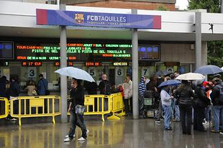 Camp Nou - Box Office
