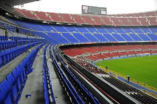 Camp Nou, Home Stadium of FC Barcelona
