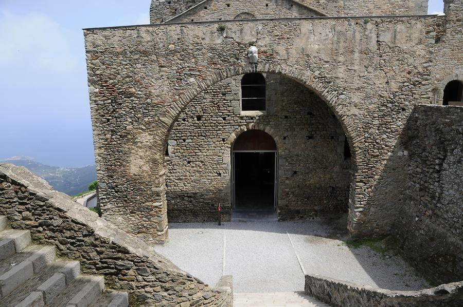 The Monastery of Sant Pere de Rodes