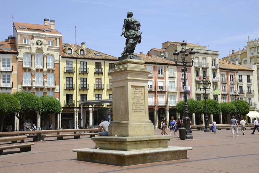 Burgos - Plaza Mayor
