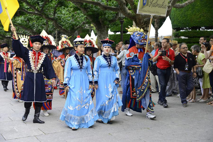Parade of the Nations