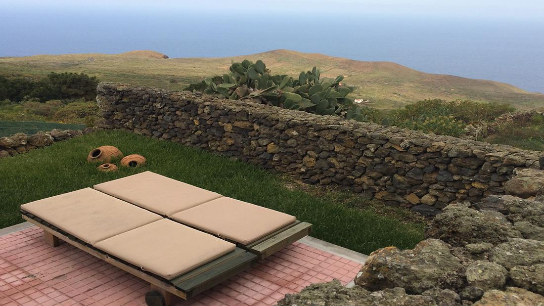 View from the Casa Rural Tia Lucila, Erese, El Hierro, Canary Islands, Spain, ©Natalia Zmajkovicova