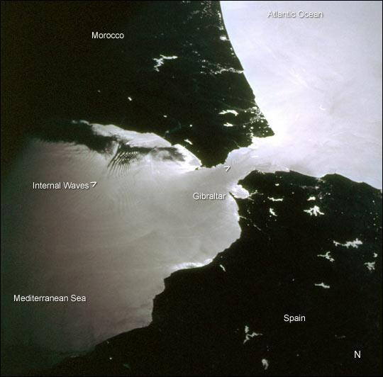 The Strait of Gibraltar (2)