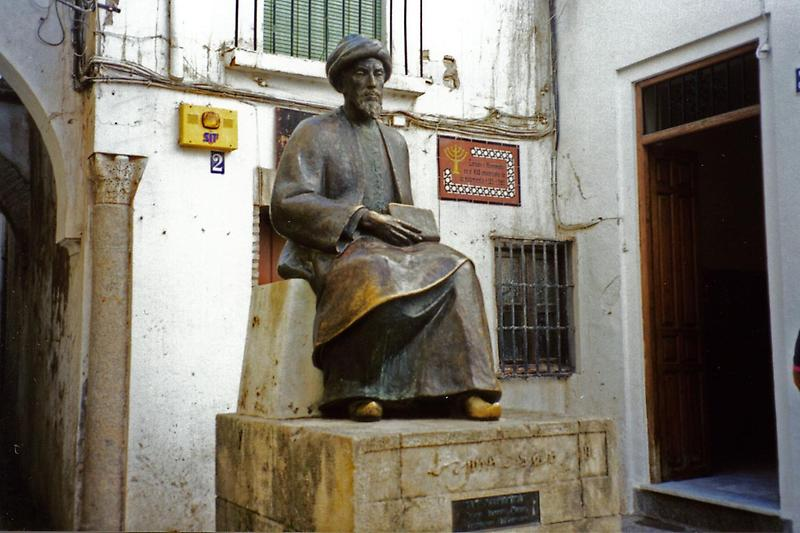 Monument in Cordoba (2)
