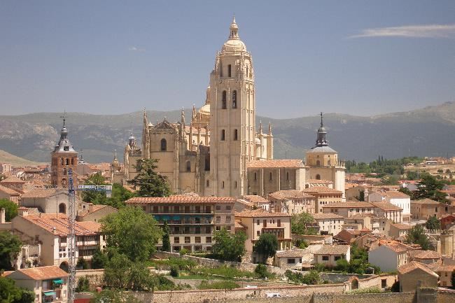 Cathedral of Segovia (1)