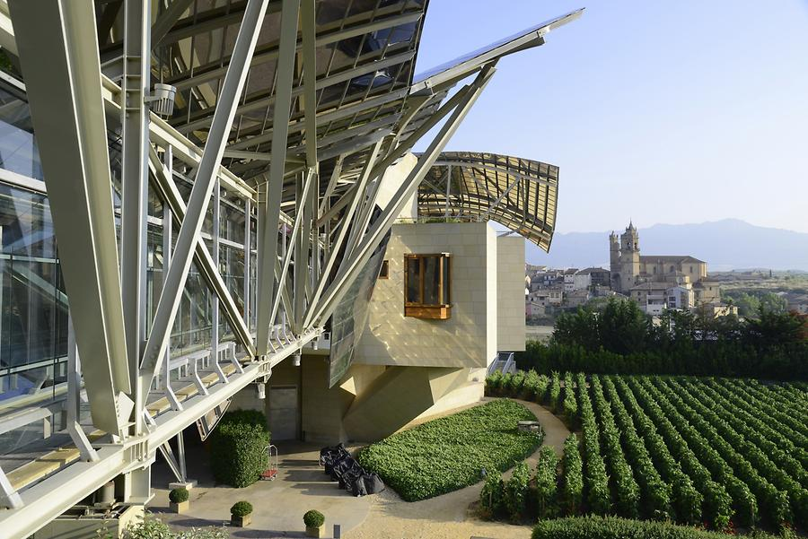 Riscal - Gehry Hotel