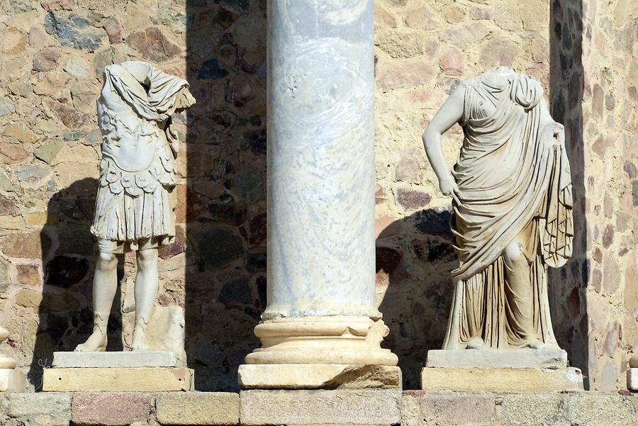 Statues of Emperors