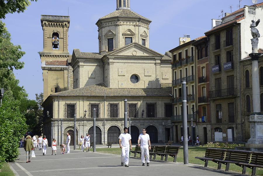 Church Pamplona