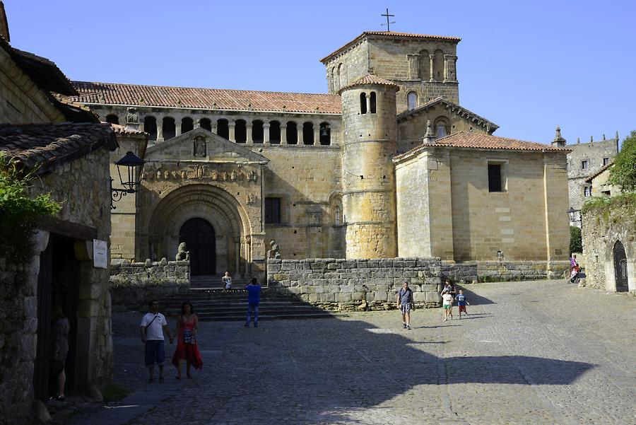 Santillana del Mar - Santa Juliana