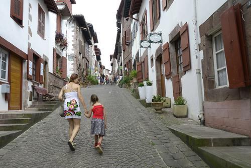 St jean pied de port 6 pyrenees pictures - Hotel des pyrenees saint jean pied de port ...