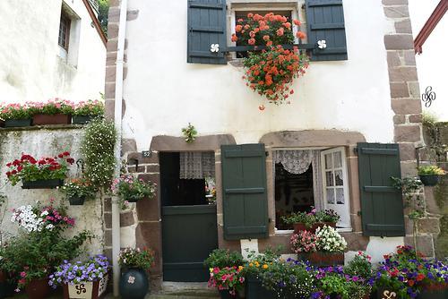 St jean pied de port 7 pyrenees pictures - Hotel des pyrenees saint jean pied de port ...