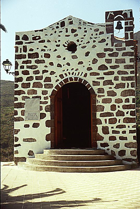 Church in Masca