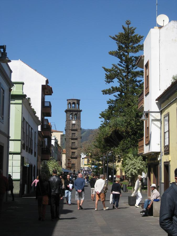 La Laguna - Plaza de la Conception