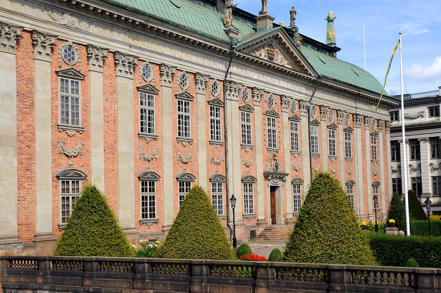 House of Nobility – Riddarhuset