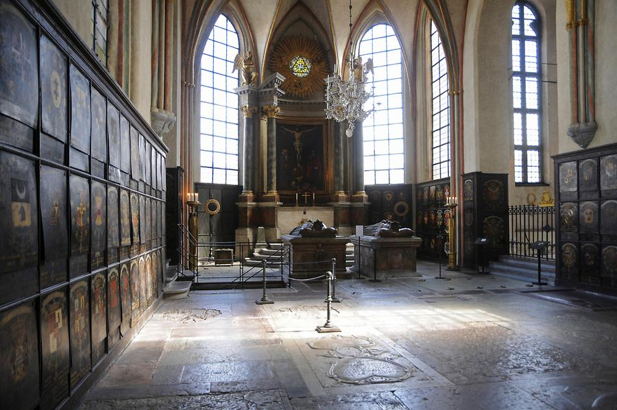 Riddarholm Church - Inside