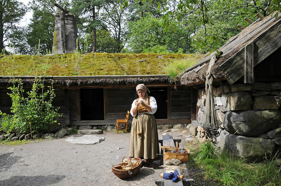 Skansen - Farmstead