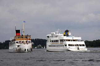 Vaxholm - Excursion Boats (1)