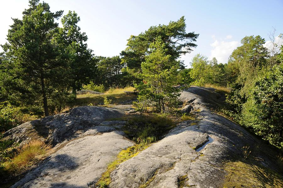 Scenery at Sigtuna