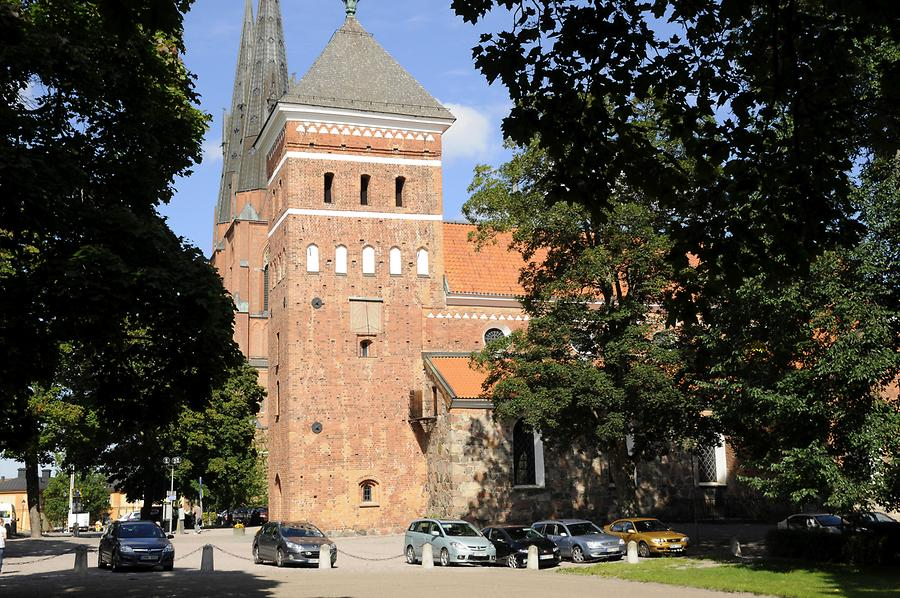 Uppsala - Trinity Church