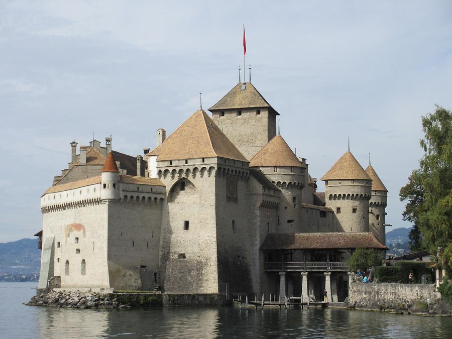 Veytaux - Chillon Castle