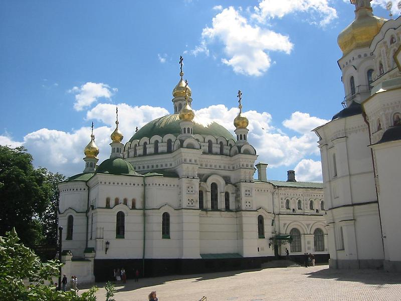 Kyiv Monastery of the Caves (1)