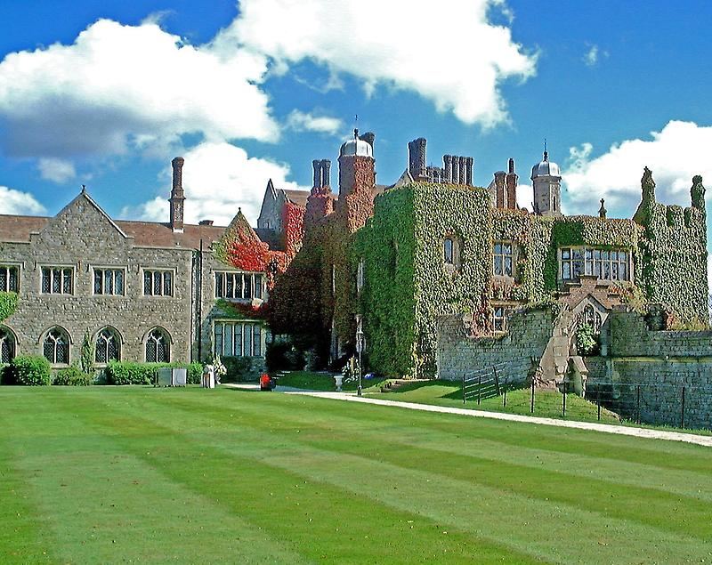 Exterior of Eastwell Manor