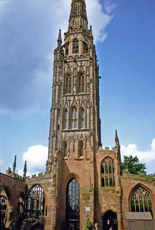 St. Michaels Coventry Cathedral (2)
