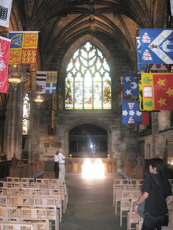Saint Giles Cathedral (2)