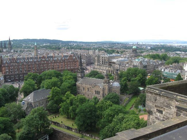 Edinburgh view (1)