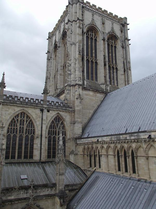 York Minsters roofs