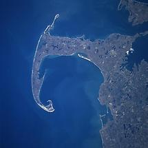 Cape Cod and Cape Cod Bay