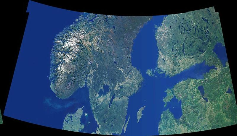 Scandinavia and the Baltic region