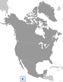 Clipperton Island in North America