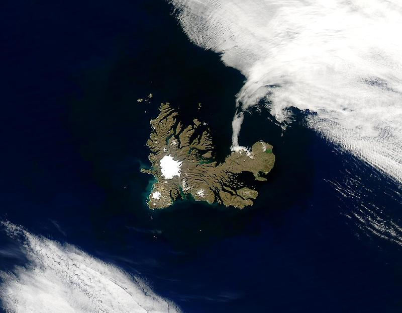The Kerguelen Islands