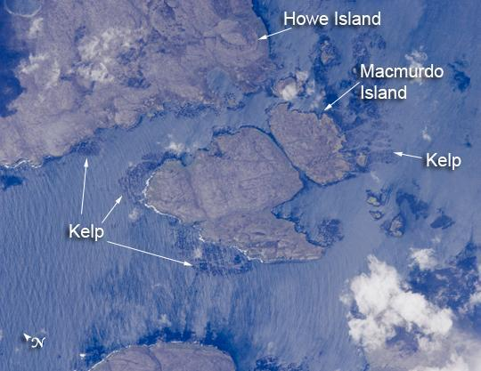 Mac Murdo and Howe Islands